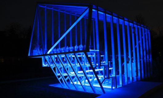 Paviljoen-Rabobank-Bergeijk-lichtrealisatie