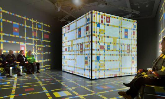 AtaTech_Mondriaanhuis-lichtrealisatie