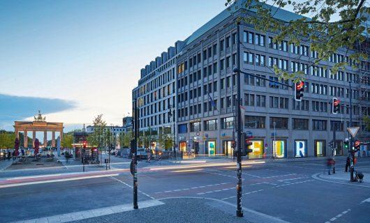 Europa-Experience-gebouw
