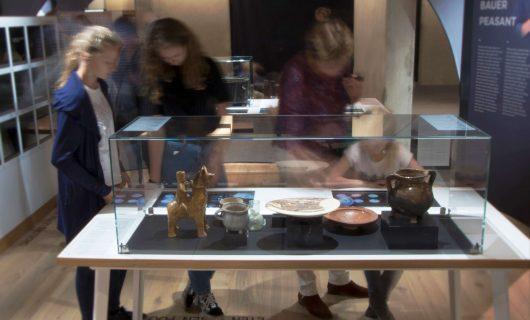 Museon-Ridders-vitrineverlichting